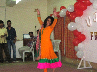 Performance by fresher's 2013-14